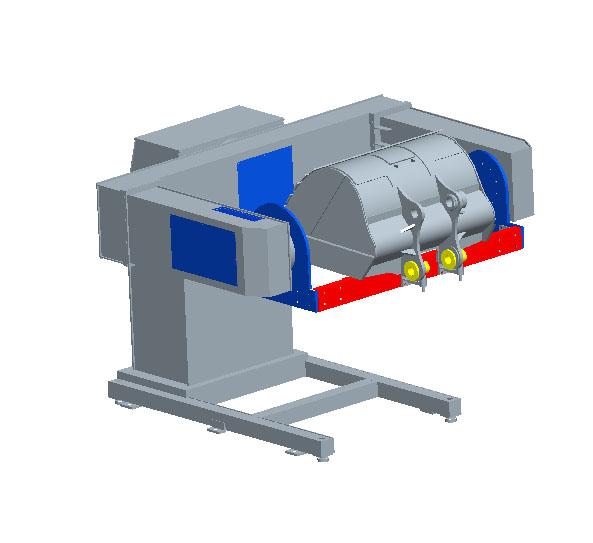 焊接变位对象及基本结构
